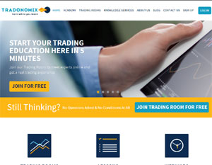 Tradonomix.com – A Stock Market Trading Course Website Review