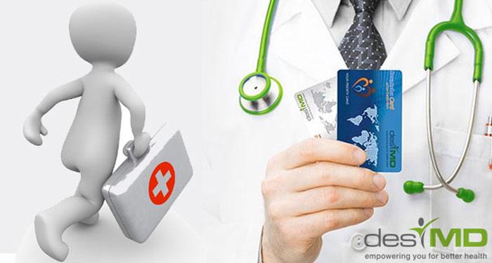 desimd healthcare startup