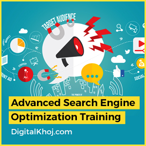 DigitalKhoj.com - Digital Marketing Training