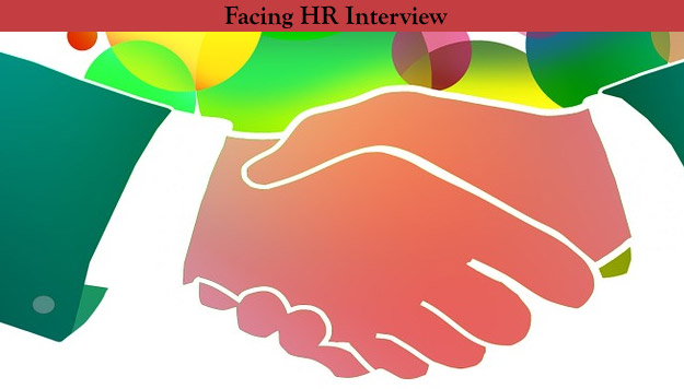 facing hr interview