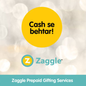 Zaggle - Gift cards